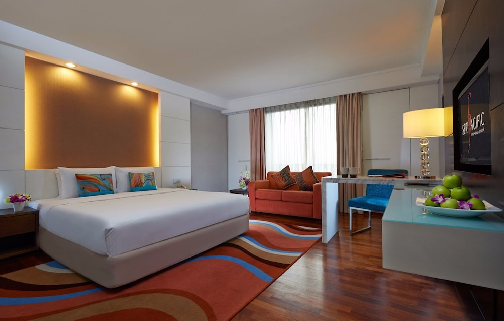 how to get to seri pacific hotel kuala lumpur