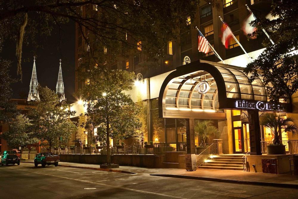 Desoto Hilton Hotel In Savannah Ga