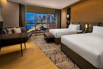 Swissotel The Stamford, Singapore
