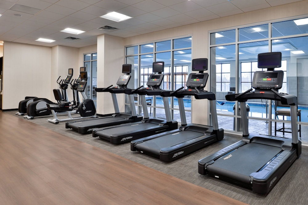 Fitness Facility, Courtyard Edina Bloomington