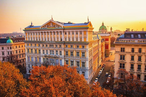 Hotel Imperial- a Luxury Collection Hotel- Vienna