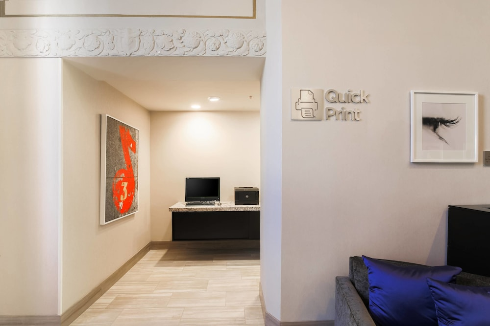 Property Amenity, Courtyard by Marriott San Francisco Union Square