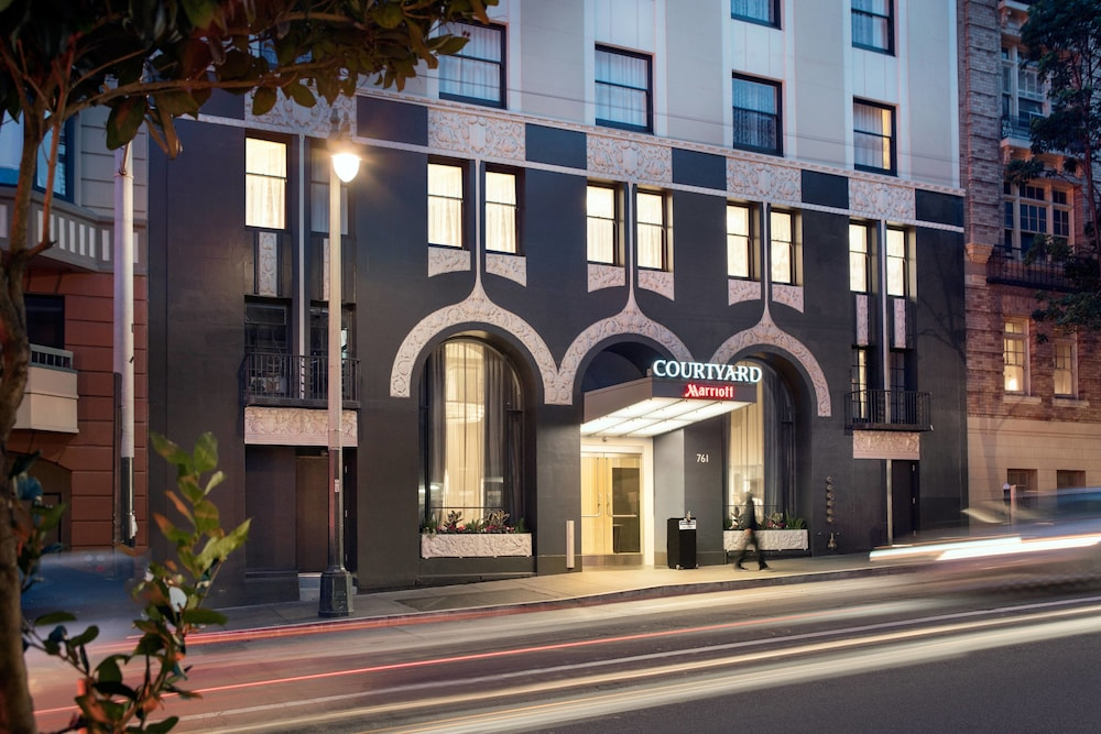 Exterior, Courtyard by Marriott San Francisco Union Square