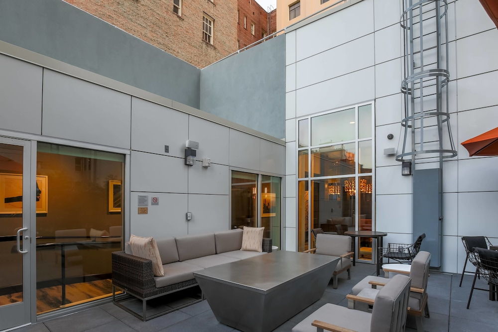 Terrace/Patio, Courtyard by Marriott San Francisco Union Square