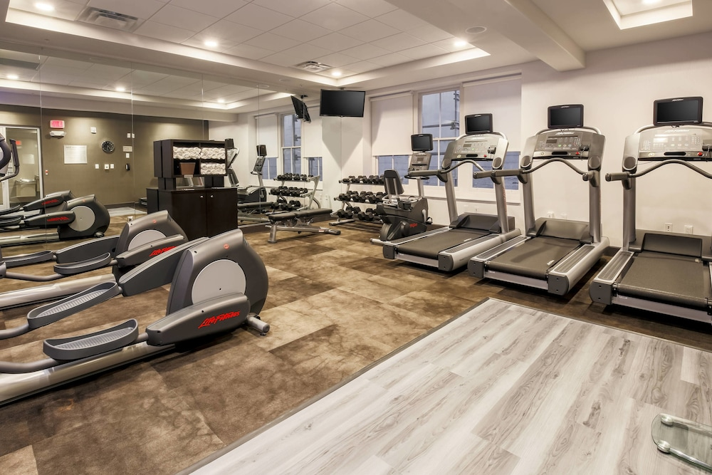 Fitness Facility, Courtyard by Marriott San Francisco Union Square