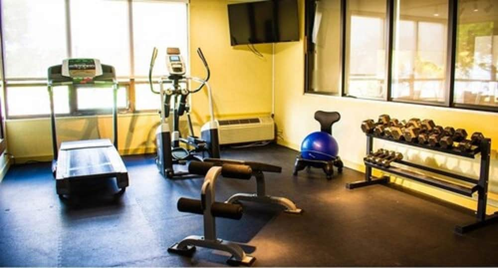 Fitness Facility, Punta Gorda Waterfront Hotel and Suites