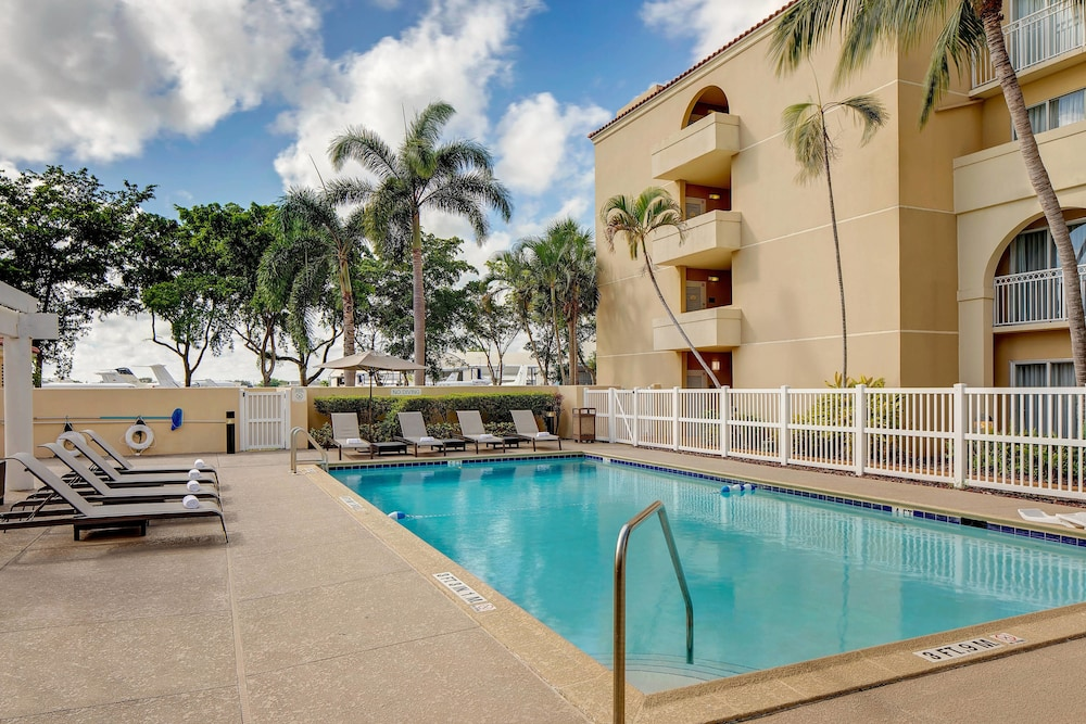 Sports Facility, Courtyard by Marriott Fort Lauderdale North/Cypress Creek