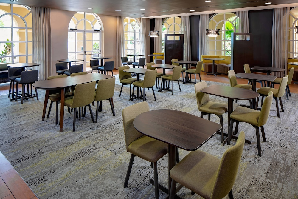 Restaurant, Courtyard by Marriott Fort Lauderdale North/Cypress Creek