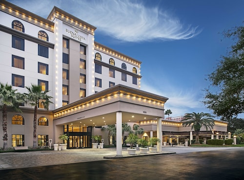 hotels near orlando airport sfb hotels with free. Black Bedroom Furniture Sets. Home Design Ideas