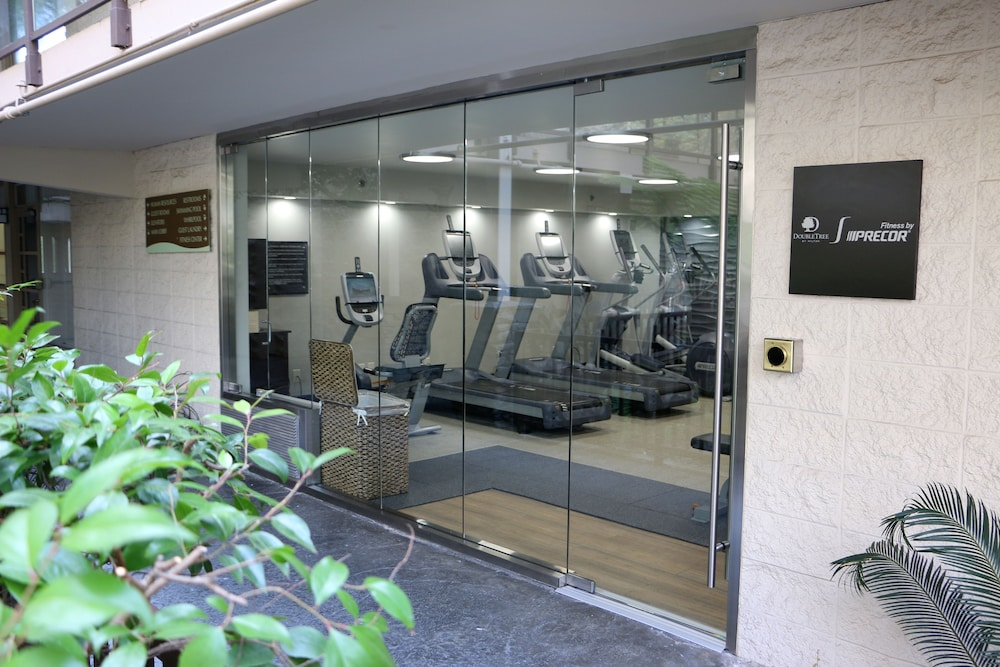 Fitness Facility, DoubleTree by Hilton Torrance - South Bay