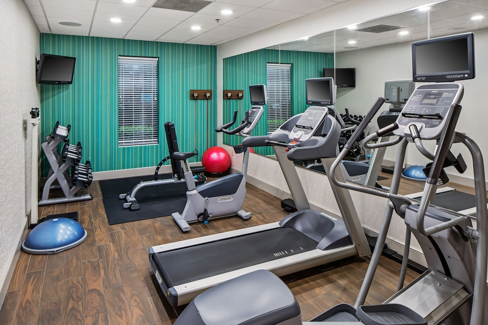 Fitness Facility, Holiday Inn Express Atlanta Airport - College Park