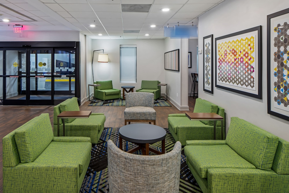 Lobby, Holiday Inn Express Atlanta Airport - College Park