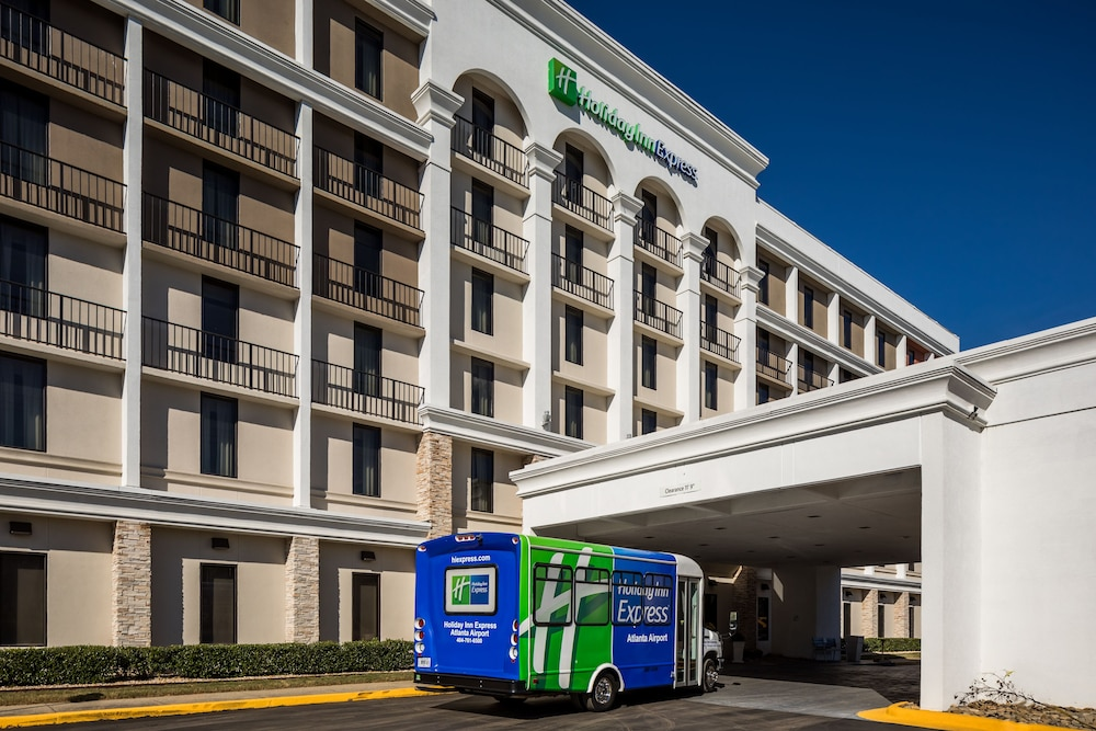 Exterior, Holiday Inn Express Atlanta Airport - College Park