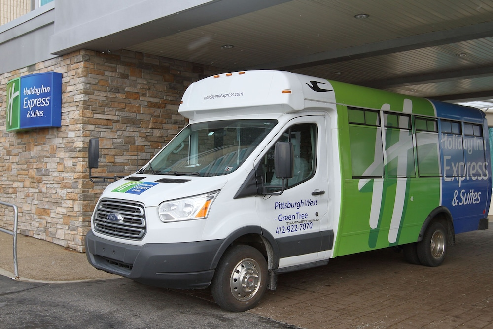 City Shuttle, Holiday Inn Express & Suites Pittsburgh West - Greentree
