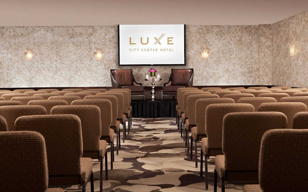 Meeting Facility, Luxe City Center Hotel