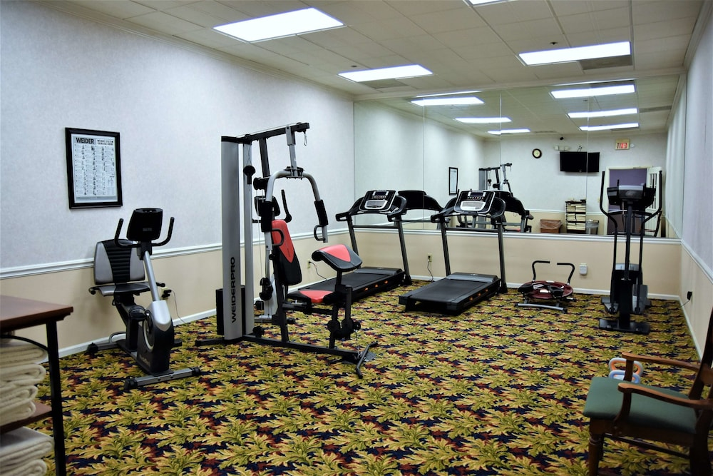 Fitness Facility, Best Western Spring Hill Inn & Suites