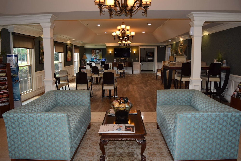 Lobby, Best Western Spring Hill Inn & Suites