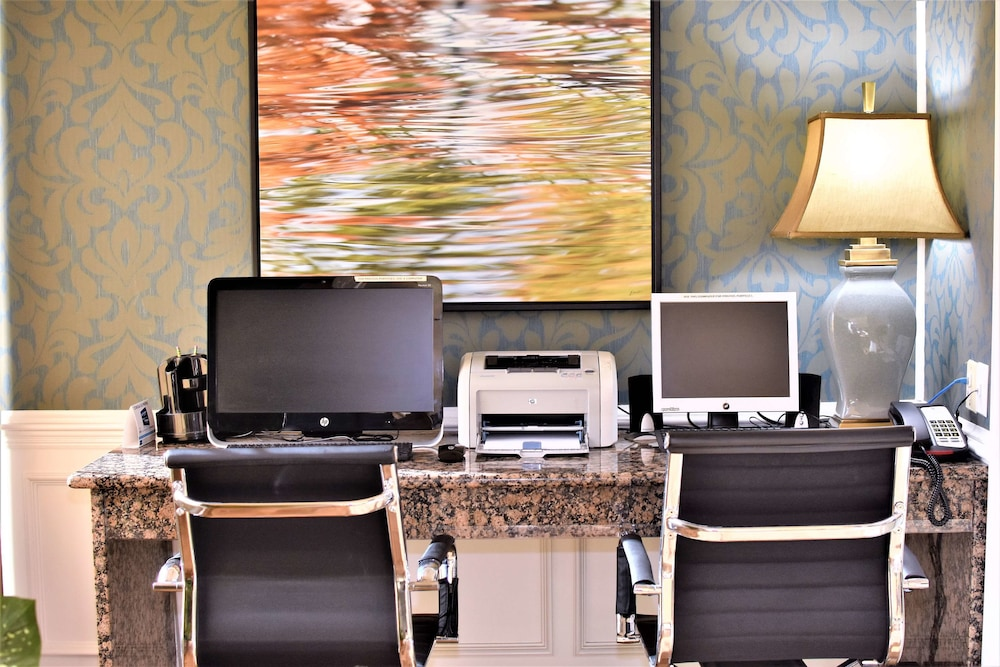 Business Center, Best Western Spring Hill Inn & Suites