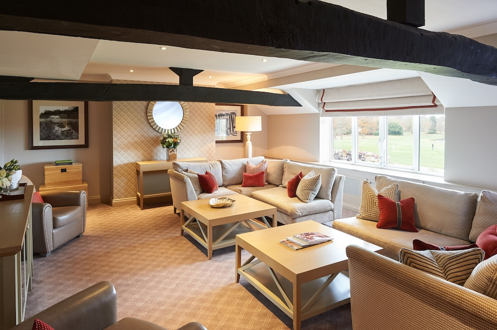 Living Area, The Belfry