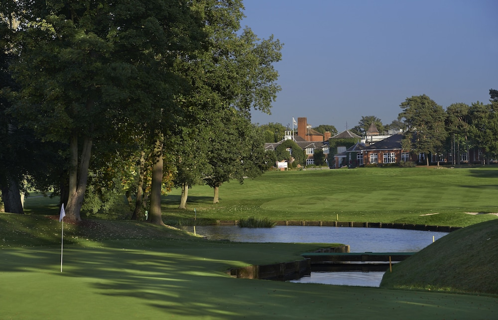 Golf, The Belfry