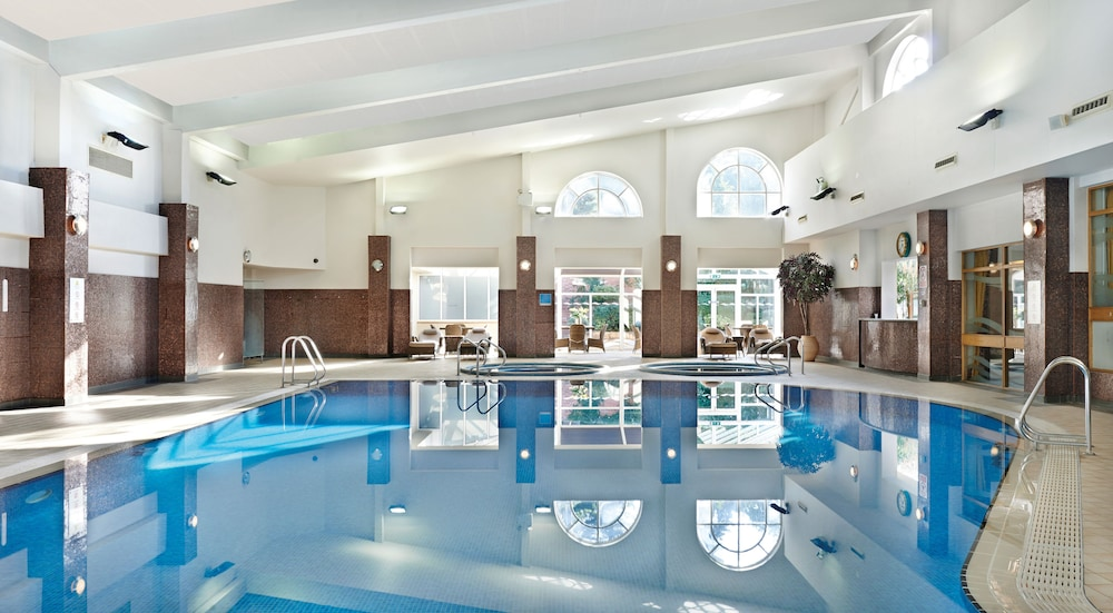 Indoor Pool, The Belfry
