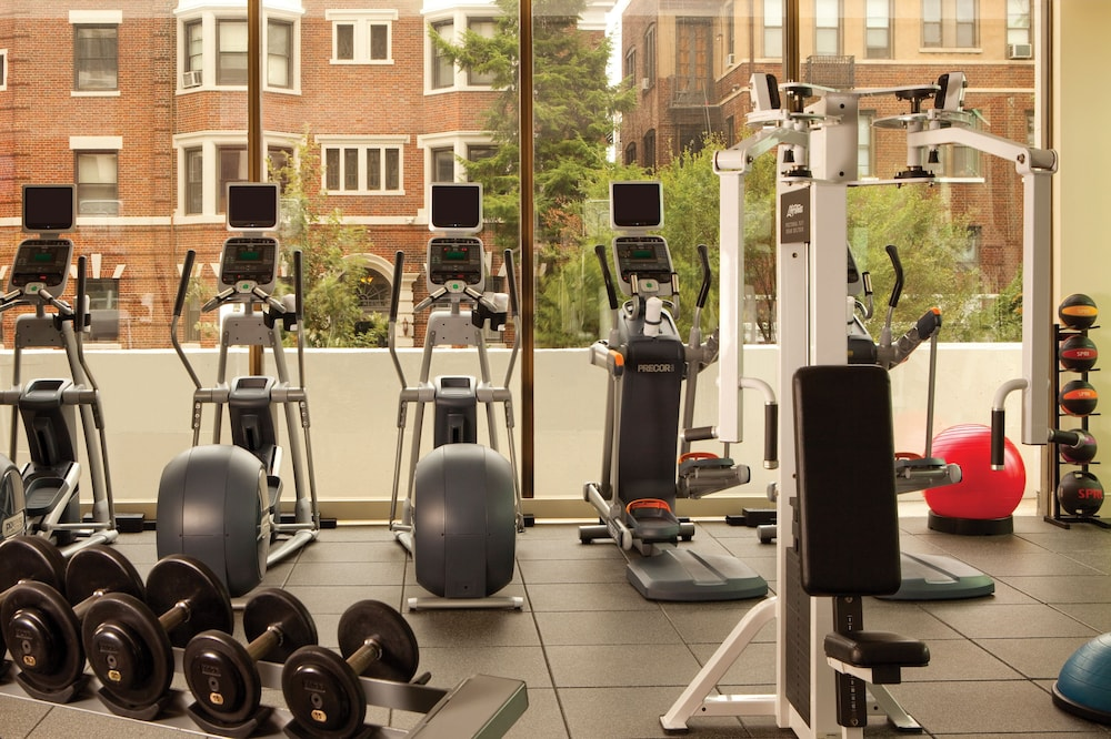 Fitness Facility, Washington Hilton