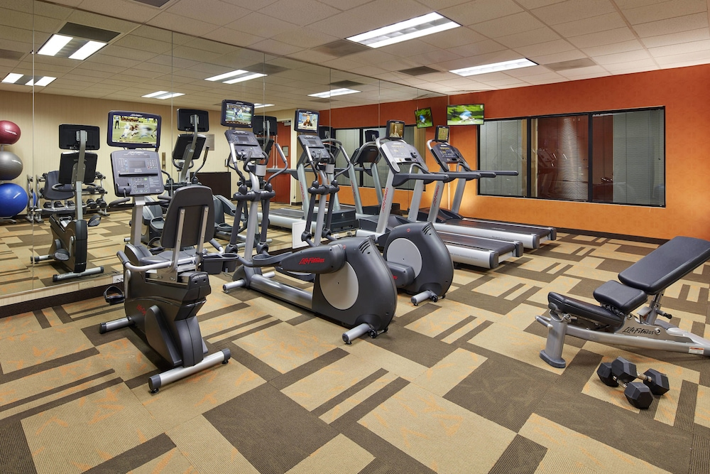 Fitness Facility, Courtyard by Marriott Vallejo Napa Valley