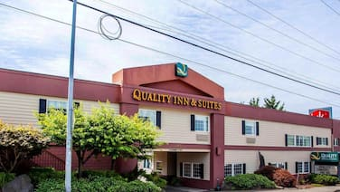 Quality Inn & Suites Bremerton near Naval Shipyard