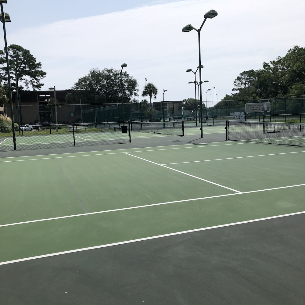 Tennis Court, Hilton Head Island Beach & Tennis Resort