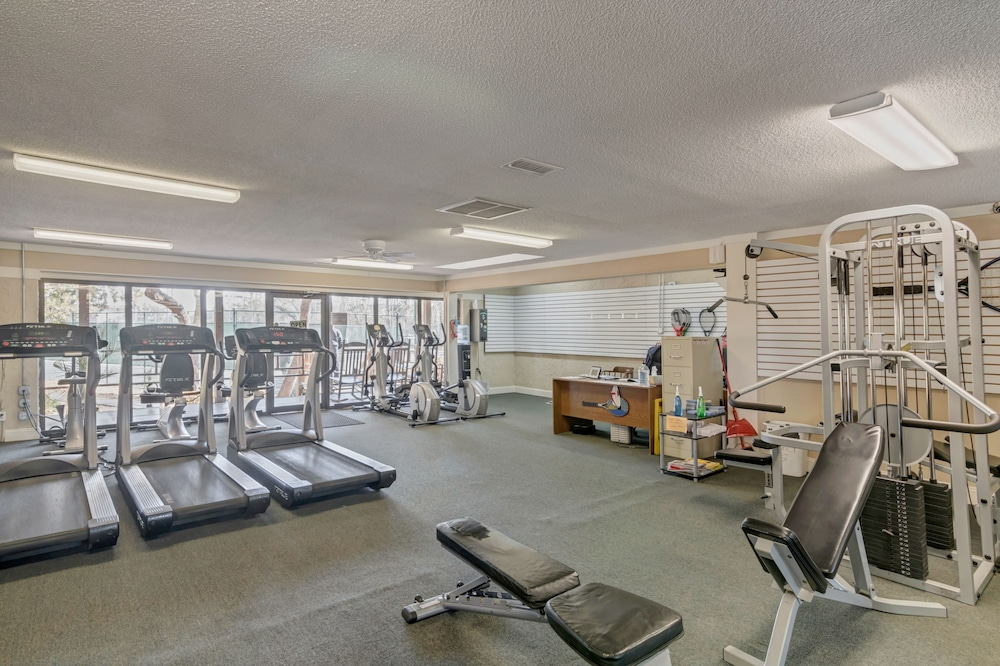 Fitness Facility, Hilton Head Island Beach & Tennis Resort