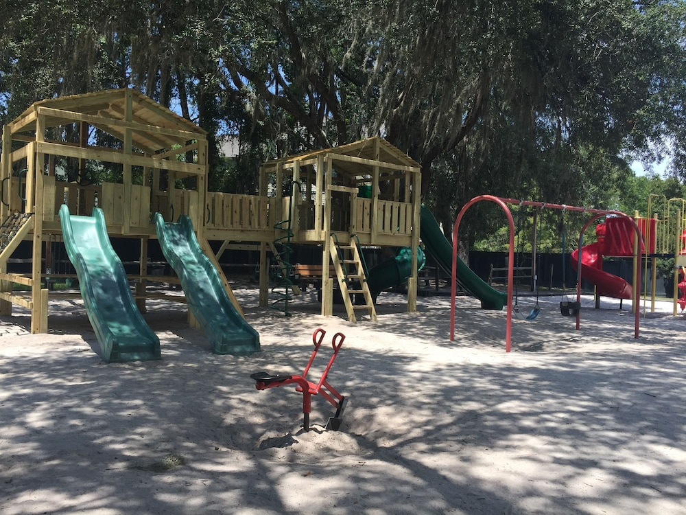 Children's Play Area - Outdoor, Hilton Head Island Beach & Tennis Resort