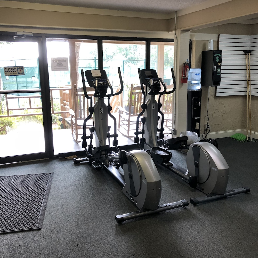 Gym, Hilton Head Island Beach & Tennis Resort