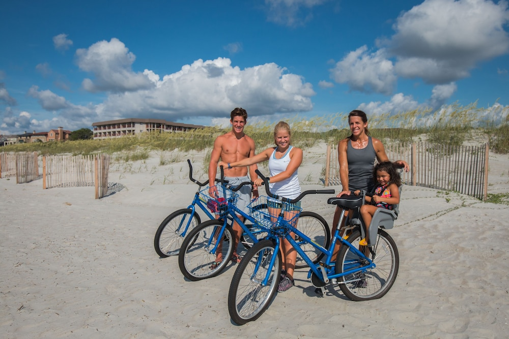Bicycling, Hilton Head Island Beach & Tennis Resort