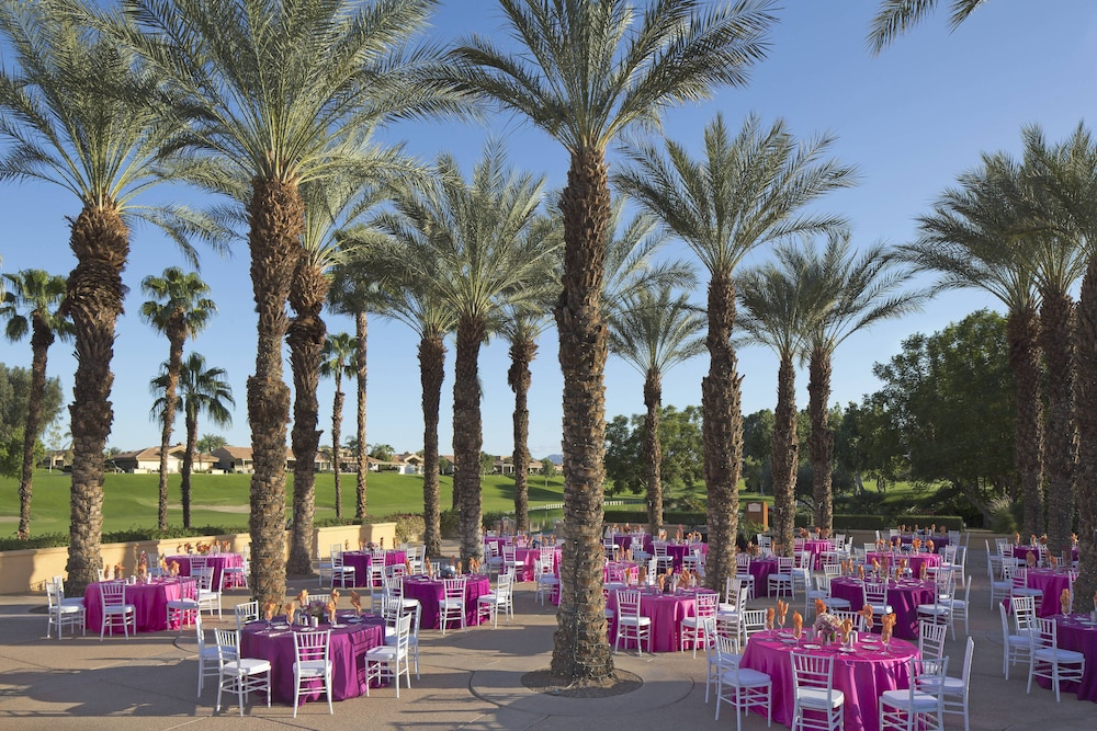 Outdoor Banquet Area, The Westin Mission Hills Golf Resort & Spa