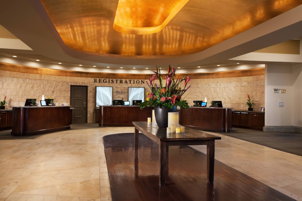 Lobby, The Westin Mission Hills Golf Resort & Spa