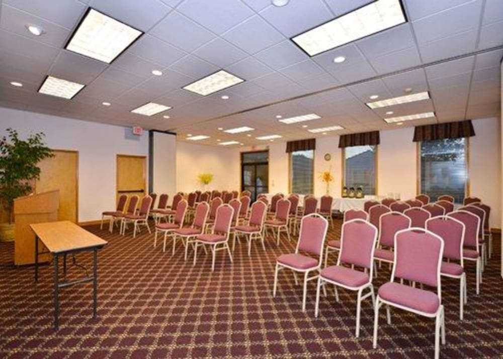 Meeting Facility, Quality Inn And Suites Vancouver
