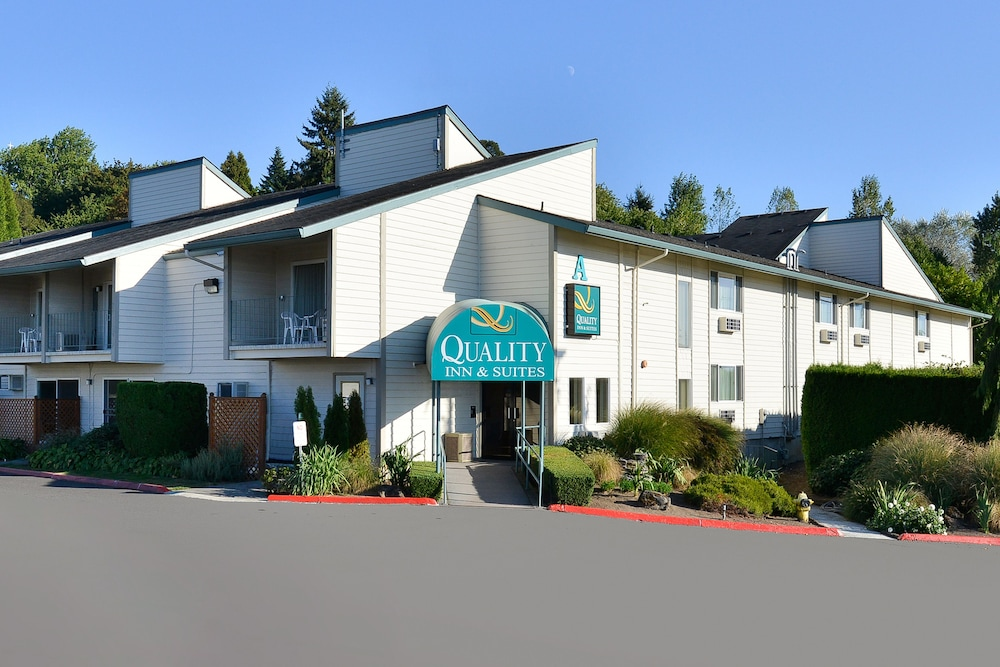 Front of Property, Quality Inn And Suites Vancouver