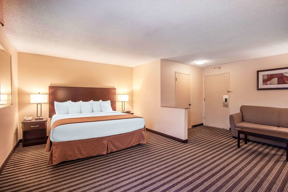 Room, Quality Inn And Suites Vancouver