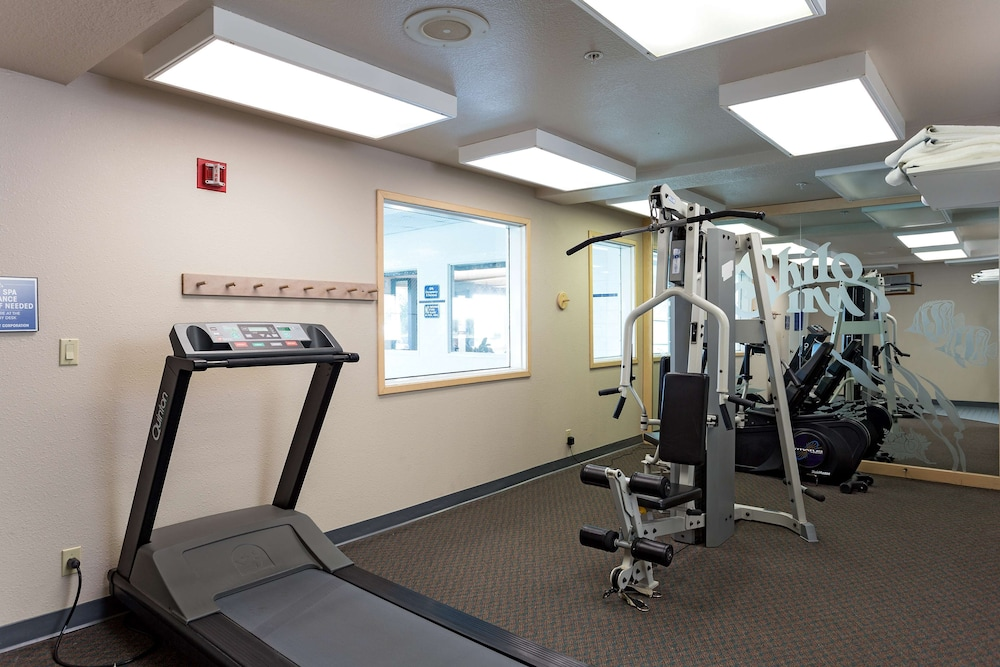 Fitness Facility, Shilo Inn Suites Hotel - Warrenton