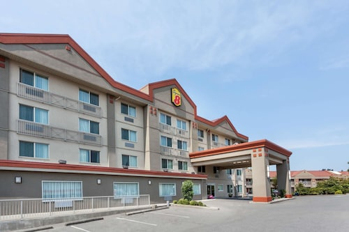 Super 8 by Wyndham Abbotsford BC