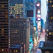 Uitzicht op stad