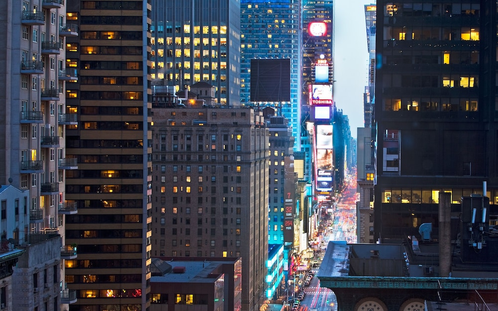 Park Central Hotel New York 4 0 Out Of 5 City View