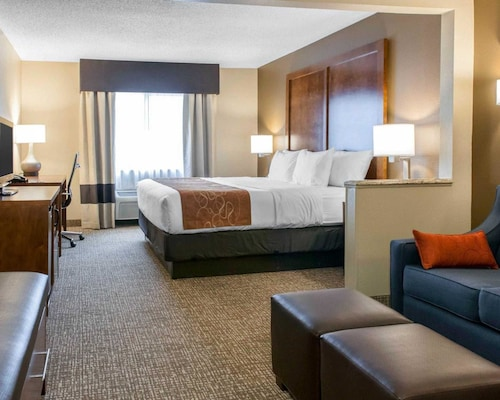 Great Place to stay Comfort Suites near Terre Haute