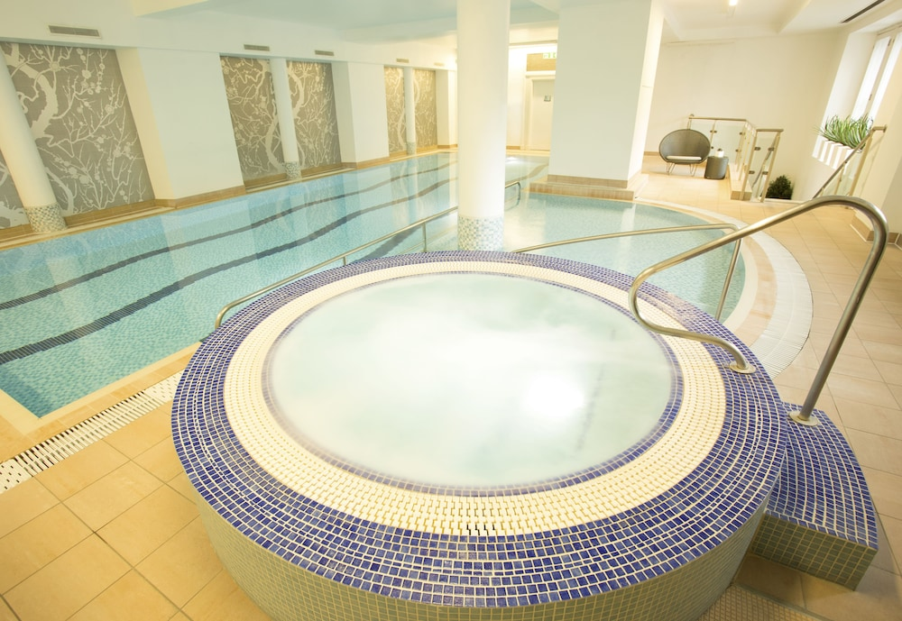 Indoor Spa Tub, Waldorf Astoria Edinburgh - The Caledonian