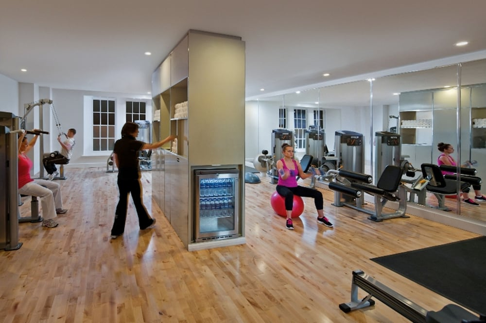 Gym, Waldorf Astoria Edinburgh - The Caledonian