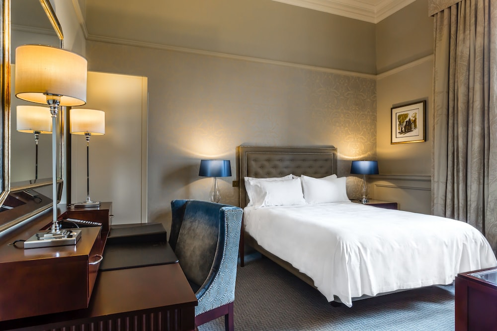 Room, Waldorf Astoria Edinburgh - The Caledonian