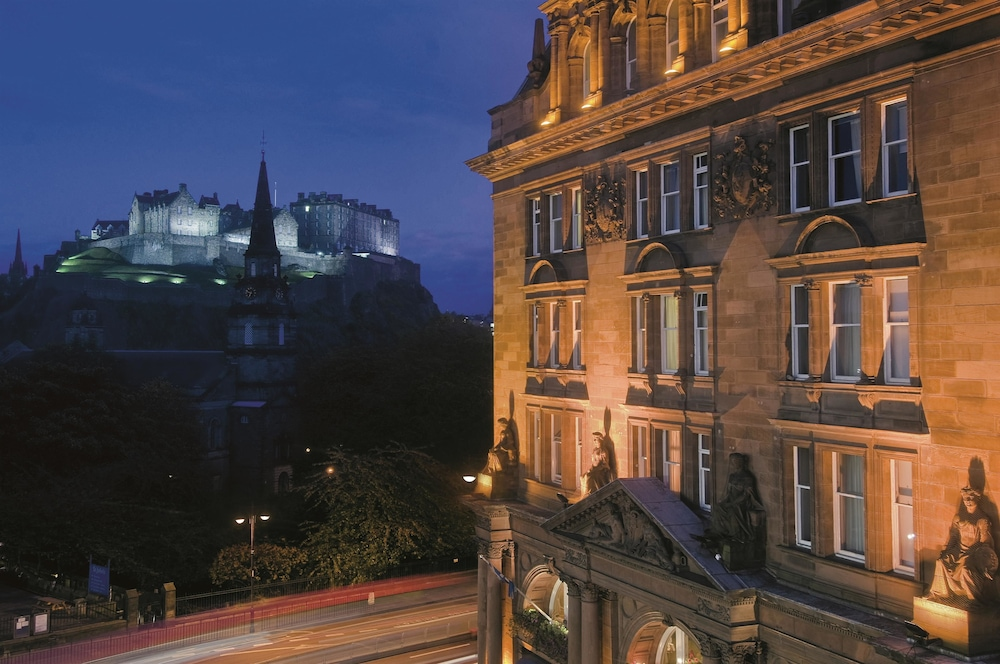 Exterior, Waldorf Astoria Edinburgh - The Caledonian