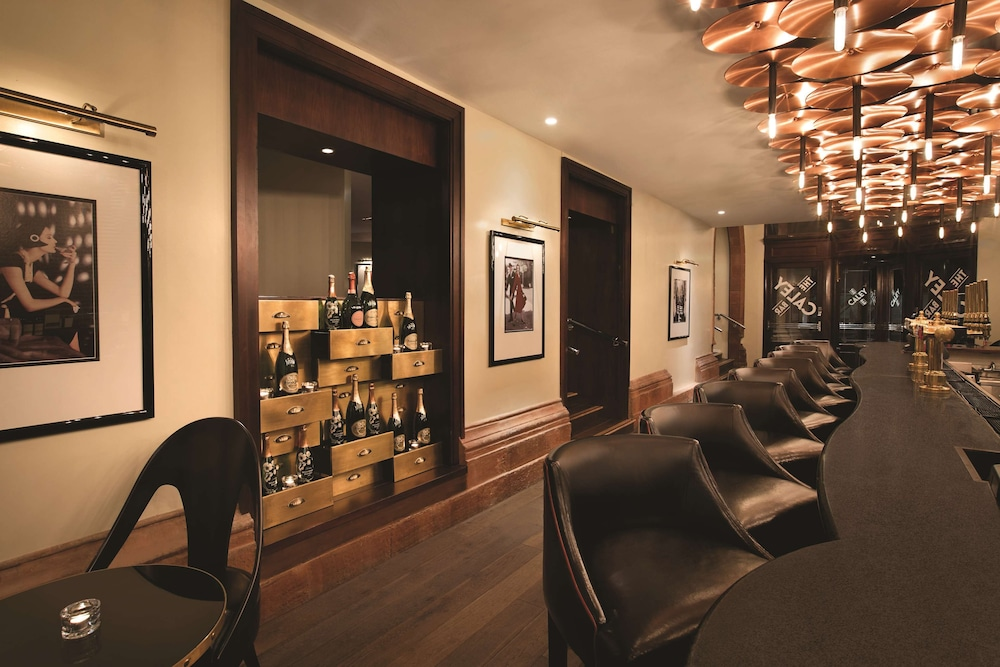 Bar, Waldorf Astoria Edinburgh - The Caledonian