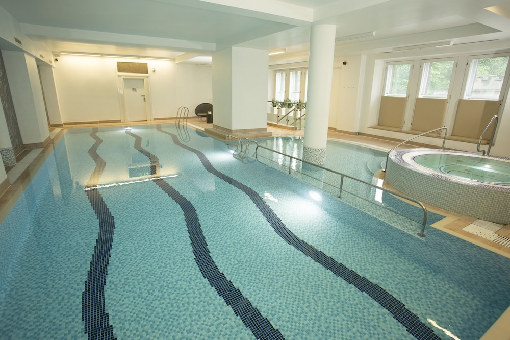 Indoor Pool, Waldorf Astoria Edinburgh - The Caledonian