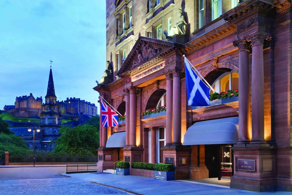 Featured Image, Waldorf Astoria Edinburgh - The Caledonian